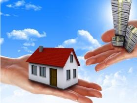 这些房屋不受抵押贷款的限制